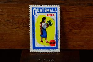 Guatemala airmail